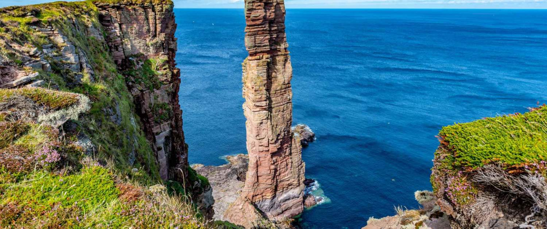 Skotland - Orkney-øerne - The Old Man Hoy
