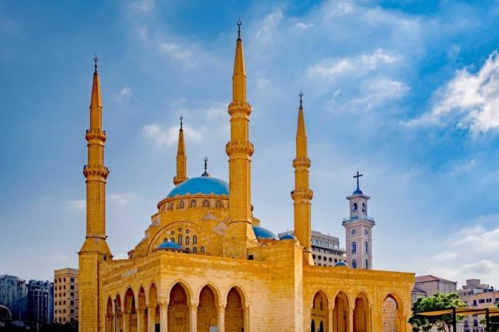 Al-Amim moskéen