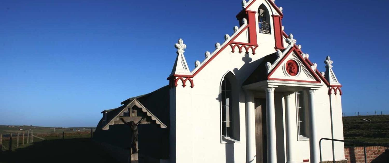 Italien chapel, Orkney