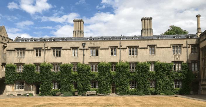 Bygninger i Cambridge
