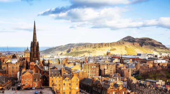Edinburgh byoversigt