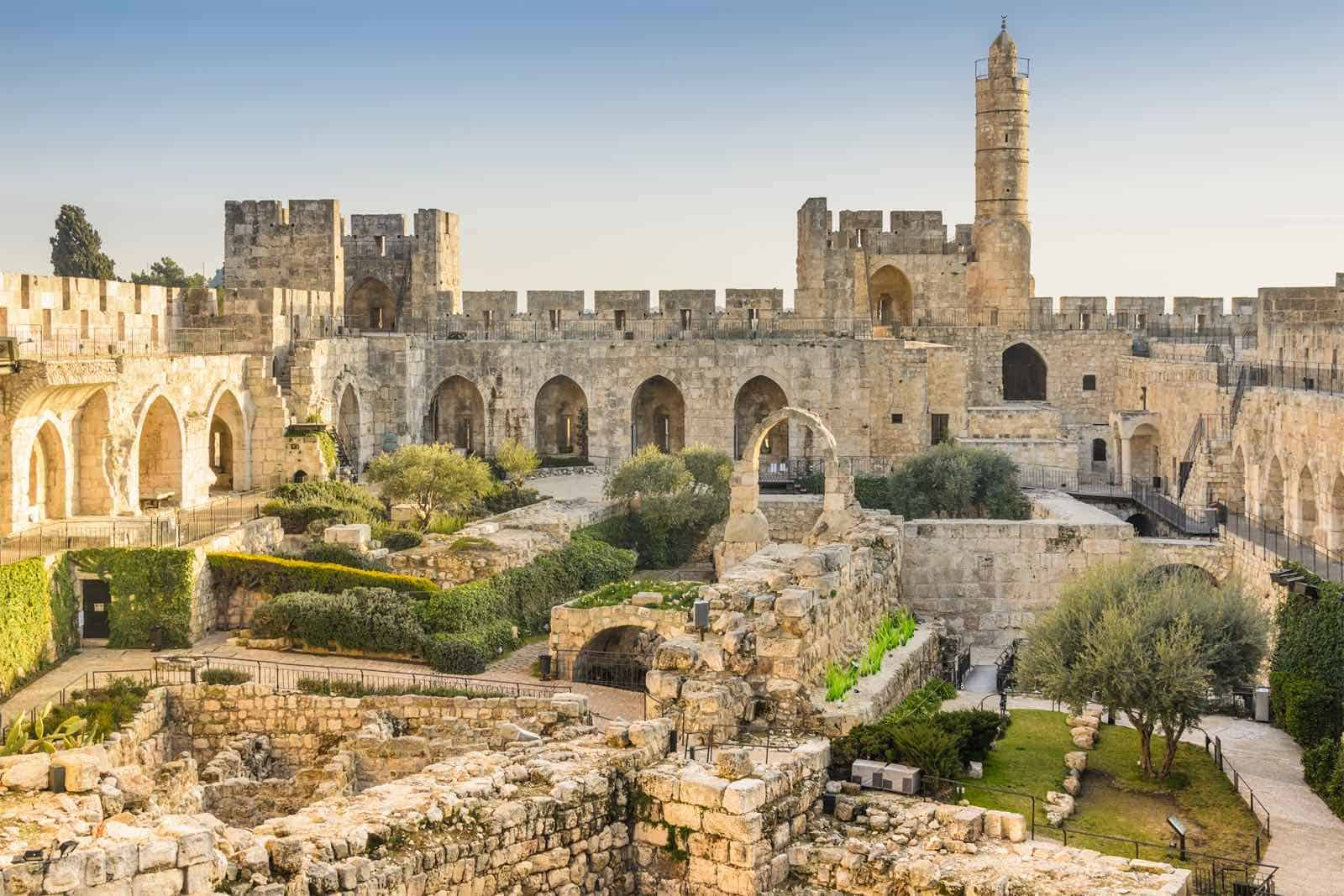 Jerusalem - Davids tårn
