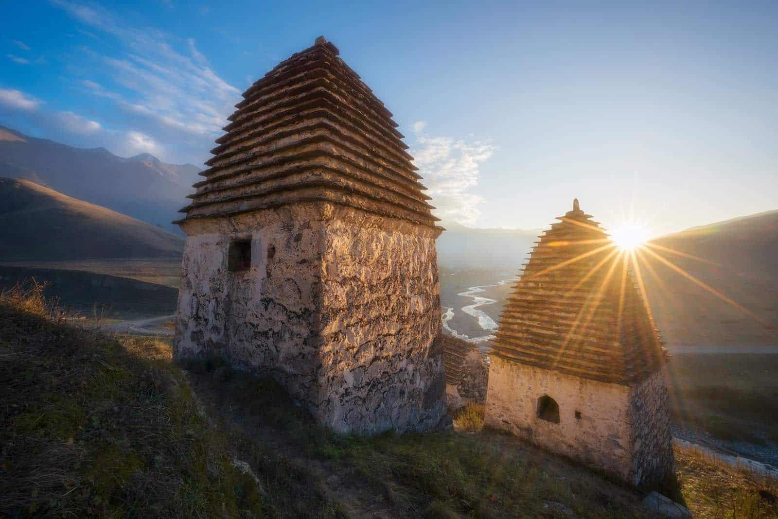 Dargavs - Dødens By - Nordossetien