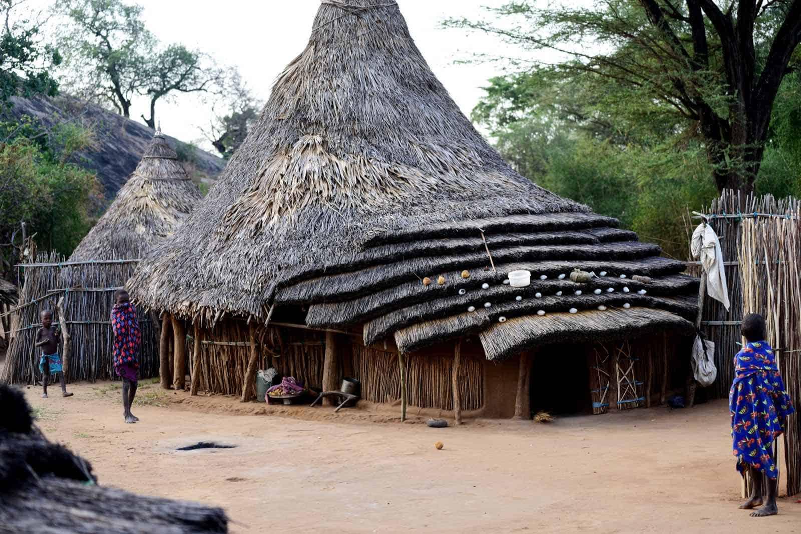 Boya-folket i Sydsudan