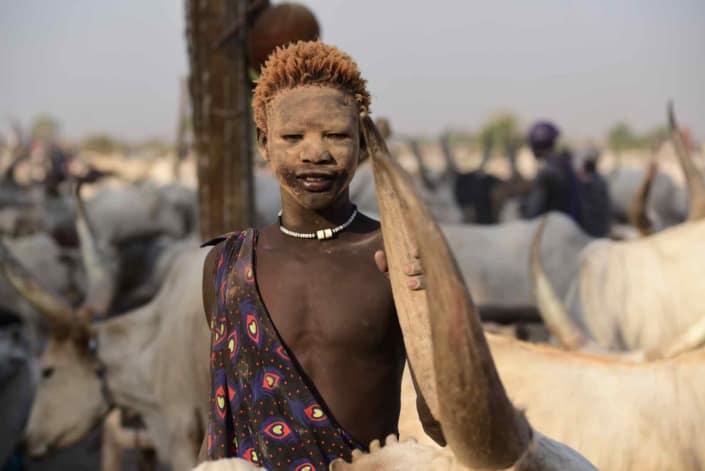 Rejse til Sydsudan