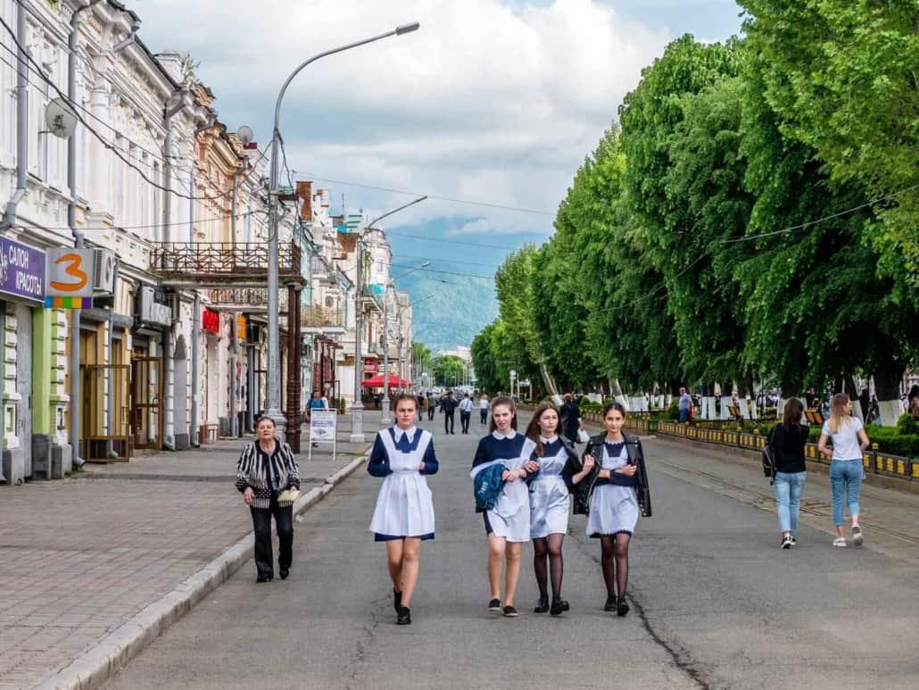 Vladikavkaz - Nordossetien