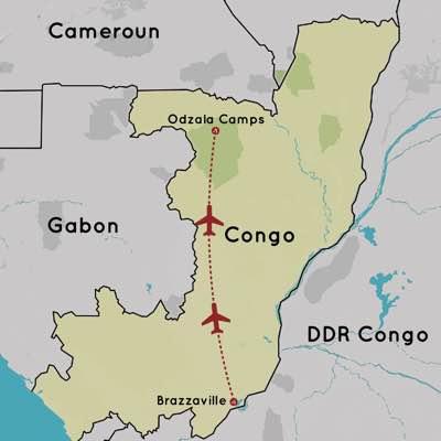 Rejse til Congo