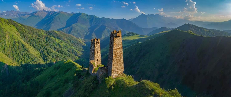 Rejser til Kaukasus