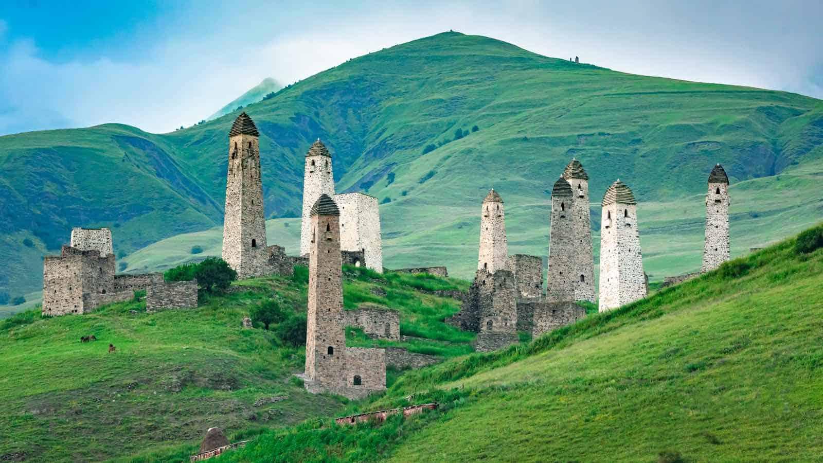 Rejse til Ingusjien
