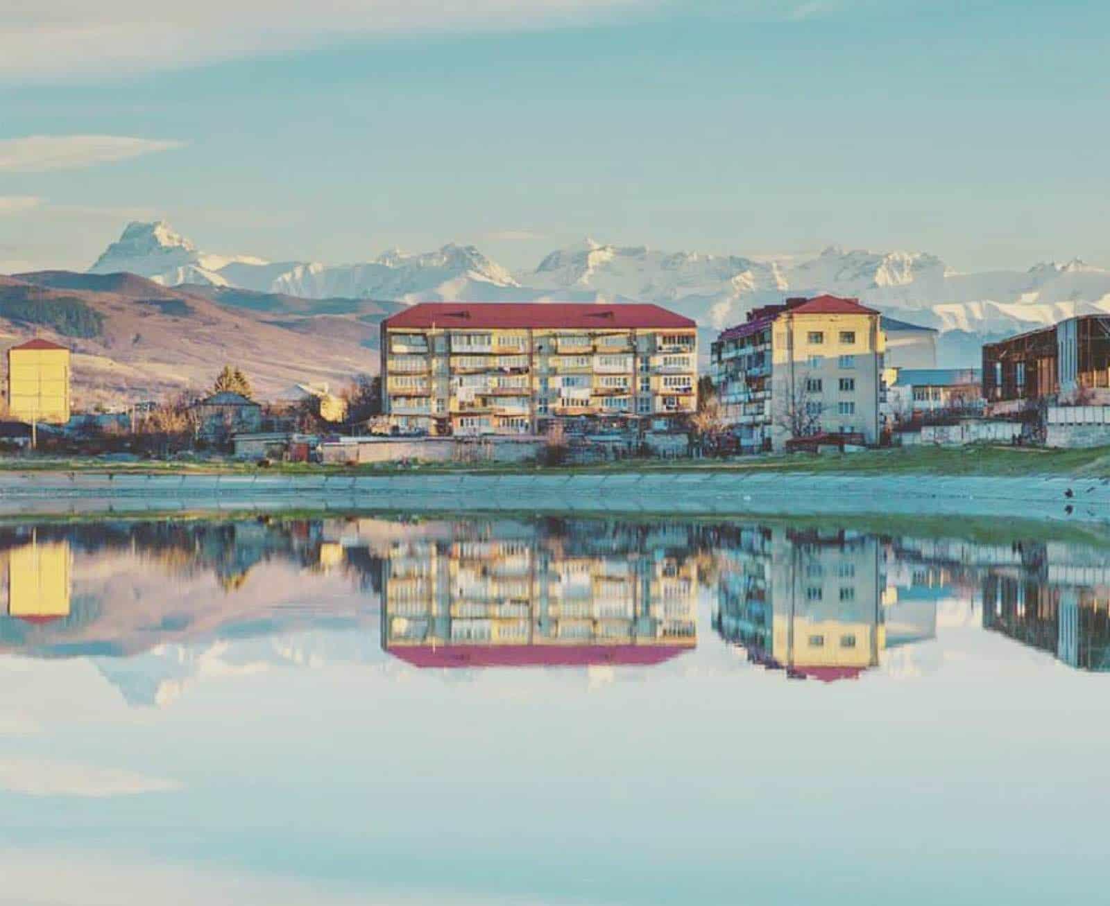 Tskinvali - Sydossetien