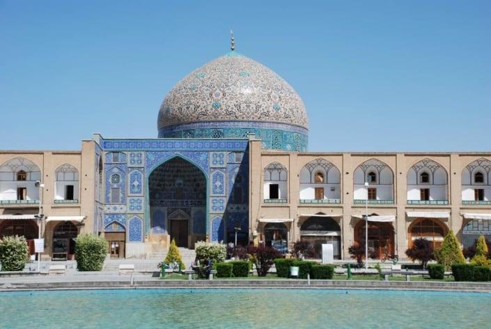 Rejser til Iran