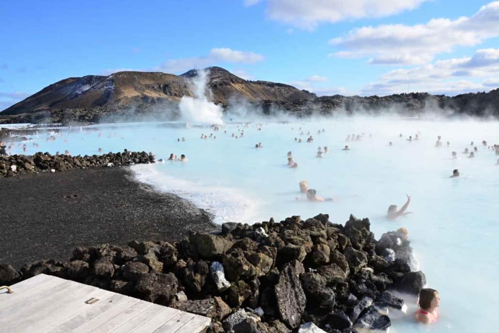 Island - Den Blå Lagune