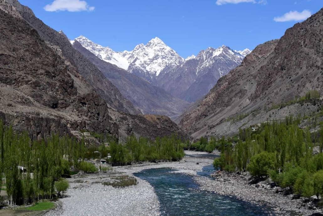 Storslåede udsigter på rejser til Pakistan