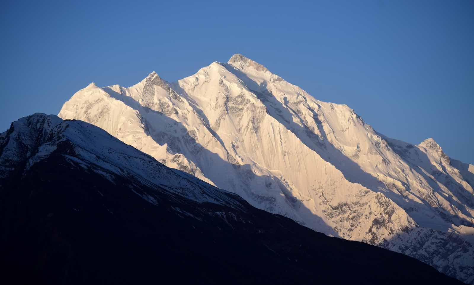 Vilde bjerge på rejser til Pakistan