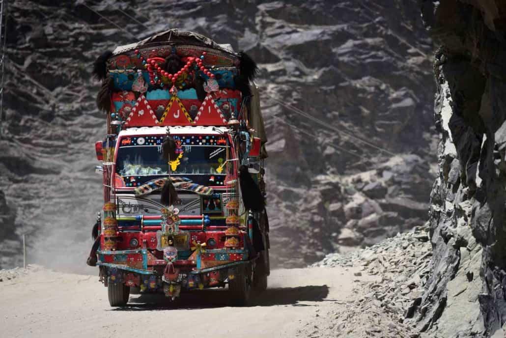Rejser til Pakistan med Panorama Travel