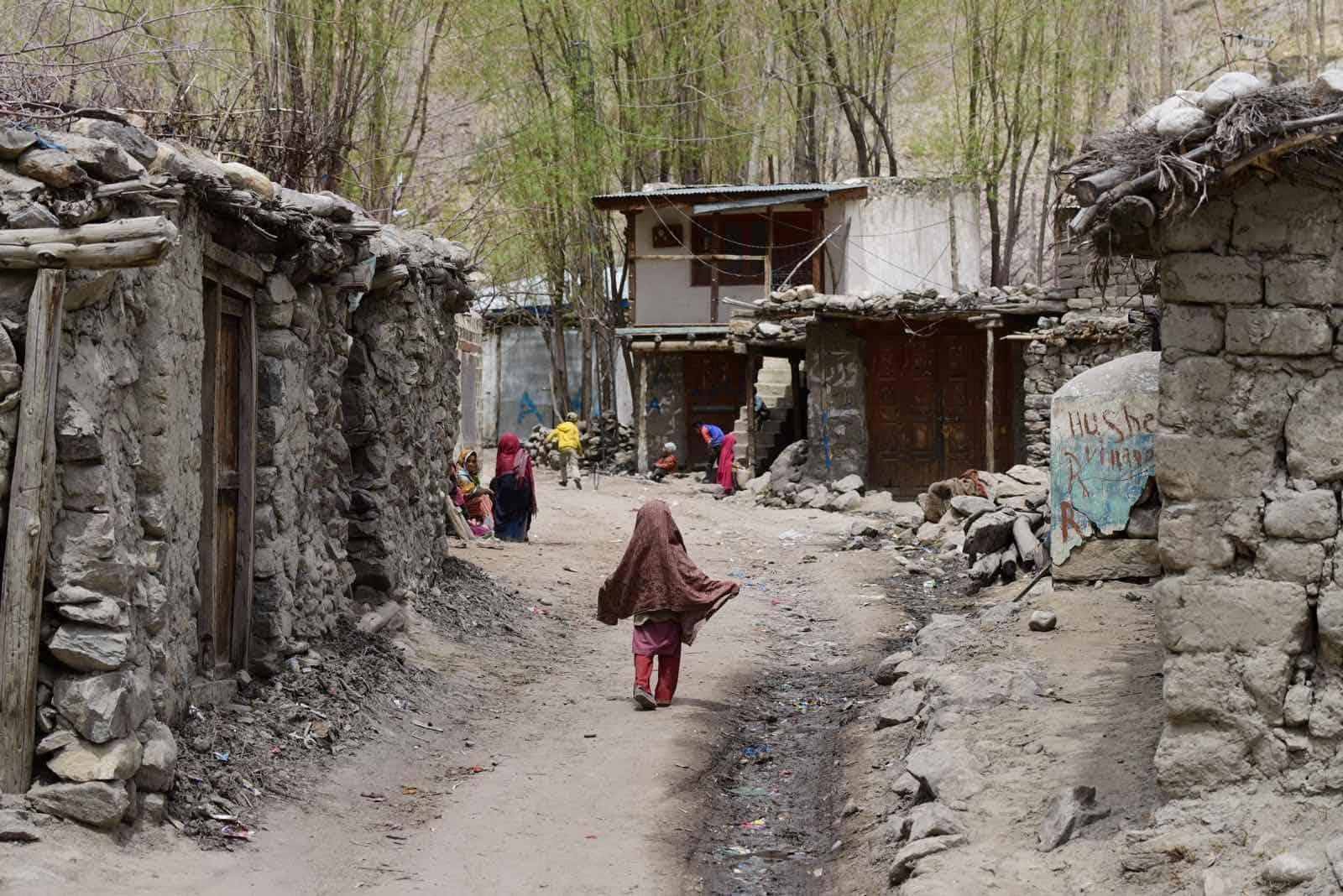 Landsbyer i Pakistan