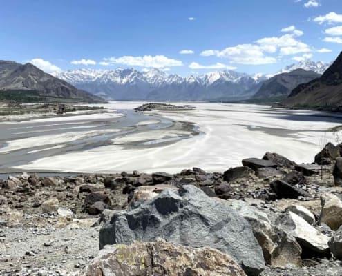 Skardu og Indusdalen