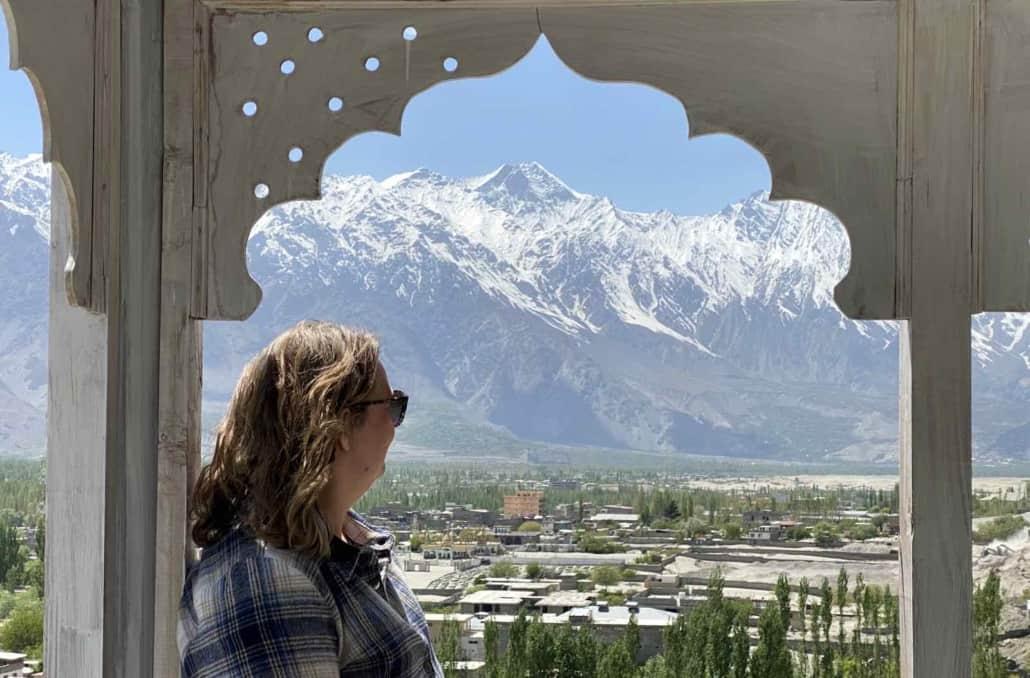 Storslåede bjerge på rejser til Pakistan