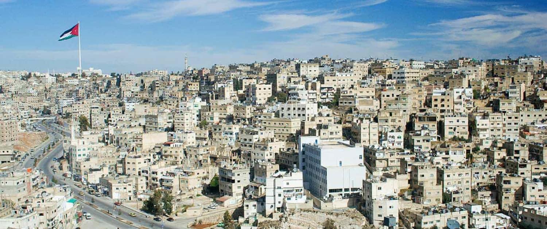 Amman i Jordan