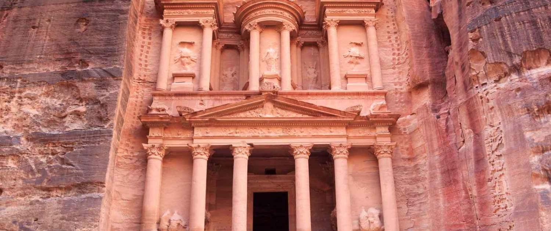 Petra på rejser til Jordan