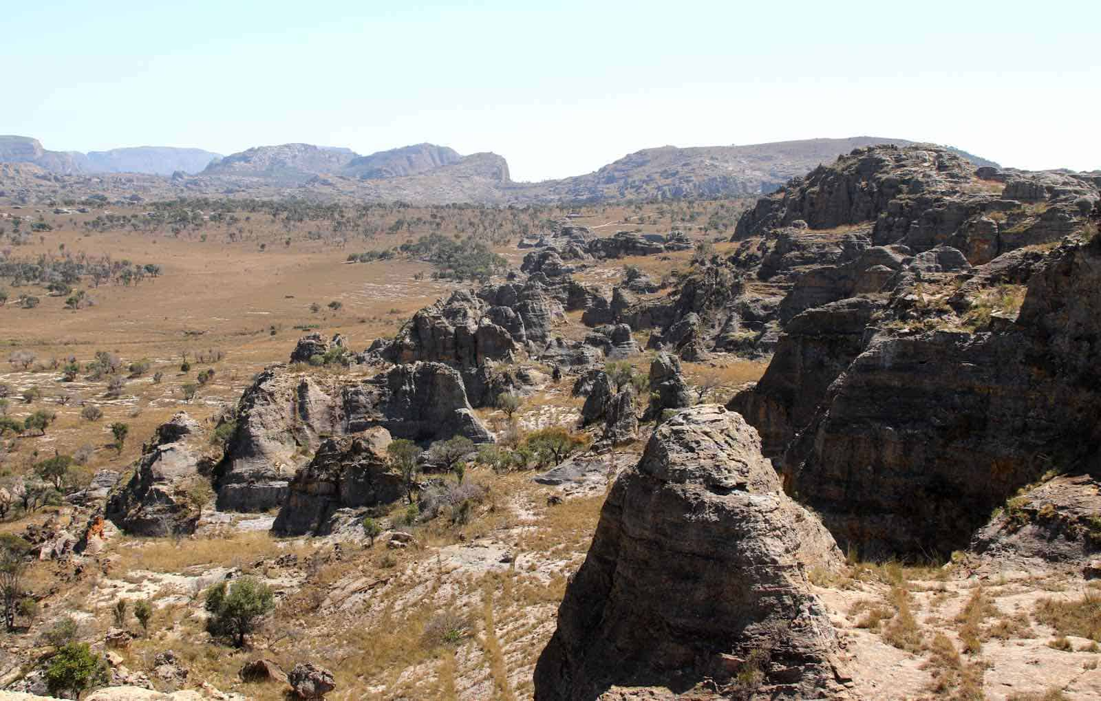 Naturrejse til Madagaskar
